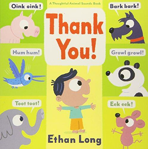 Thank You! (Animal Sounds)