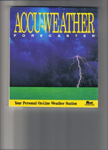 Accu Weather Forecaster  Your Personal On Line Weather Station