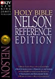Holy Bible: New King James Versionblack, Thumb Indexed, Reference Edition