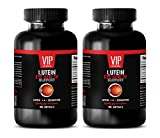 vision plus eye vitamin and antioxidant - LUTEIN EYE HEALTH SUPPORT - lutein softgels - 2 Bottles 360 Softgels