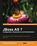 You will be guided through setting up a JBoss application server in a logical order, with plenty of screenshots and practical instructions to help. Java system administrators, developers, and application testers will benefit from this book. The brand...