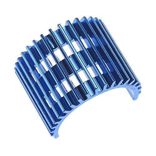 Aluminum Motor Heatsink (Dromida  Aluminum Heatsink 370 Motor Blue BX MT SC 4.18)