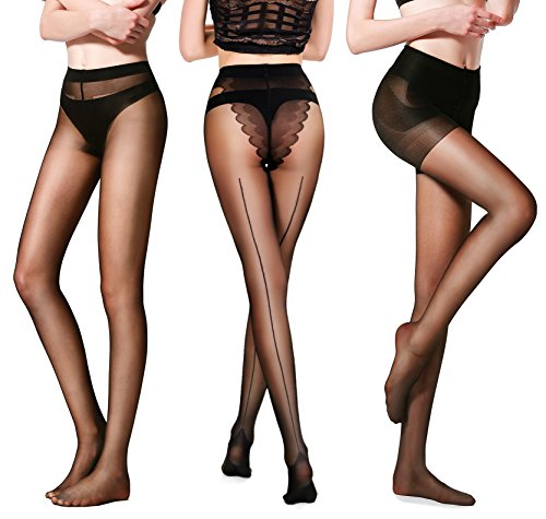 Dress Top Tights - 7