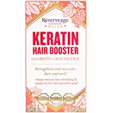 Reserveage - Keratin Hair Booster with Biotin, Supports Healthy Hair, Nails, and Skin, 60 Capsule