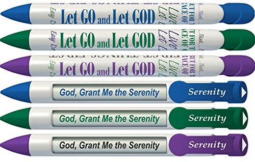 Greeting Pen Serenity Inspirational 36027