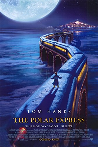 The Polar Express 11x17 Movie Poster (Polar Express Movie Poster)