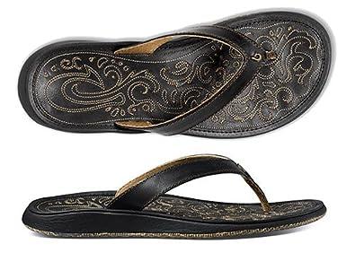 09de7785d37 OLUKAI Women s Paniolo Thong Sandals
