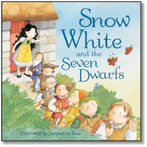 (Snow White and the Seven Dwarfs (Fairytale Boards))
