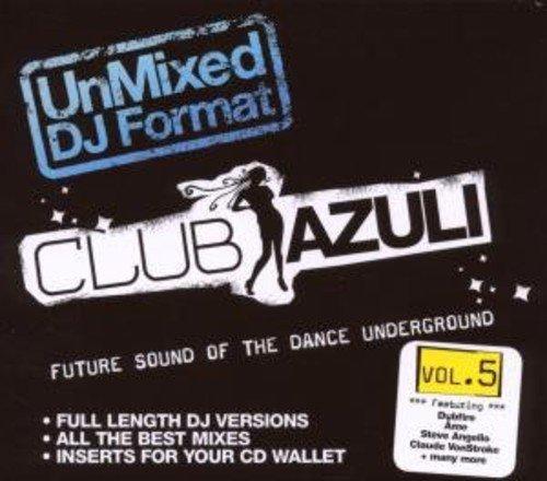 Price comparison product image Club Azuli 5-Unmixed: Future Sound