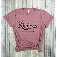 Khaleesi Shirt Mother of Dragons Shirt Mother of Dragons Shirt for Women Girls Men Unisex Top Tee, Game of Thrones, Gym shirt, Yoga shirt, Womens shirt