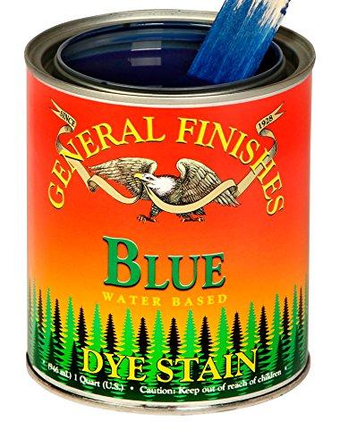 Water Based Dye, 1 Pint, Blue ()