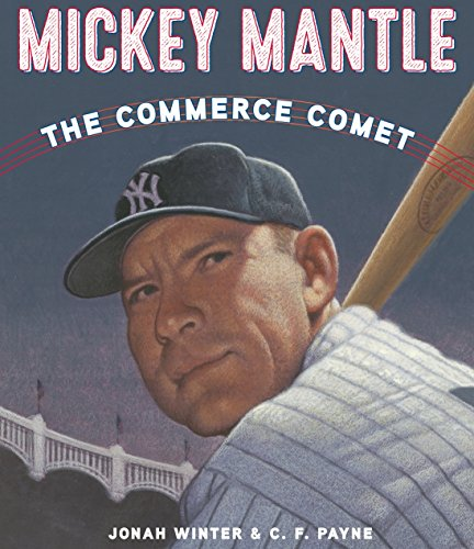 Mickey Mantle  The Commerce Comet