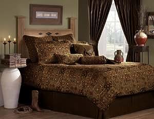 Victor Mill El Paso Comforter Set Queen Home Kitchen