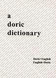 A Doric Dictionary, Douglas Kynoch, 1898218803