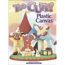 Plastic Canvas Too Cute!