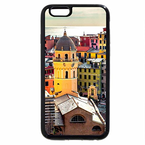 iPhone 6S / iPhone 6 Case (Black) City of Reflections