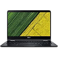 Acer 14 Intel Core i7 1.3 GHz 8 GB Ram 256 GB SSD Windows 10 Home|SP714-51-M4YD (Certified Refurbished)