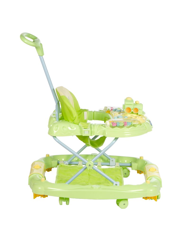 8b1e9d4a77df Buy Mee Mee Premium Baby Walker with Rocker (Green) Online at Low Prices in  India - Amazon.in