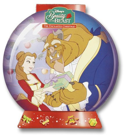 beauty and the beast the enchanted christmas image