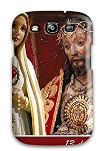 Alfredo Alcantara's Shop Forever Collectibles Senhor Santo Cristo Dos Milagres Hard Snap-on Galaxy S3 Case 2132426K40248210