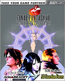 Final fantasy viii official strategy guide (best buy exclusive.