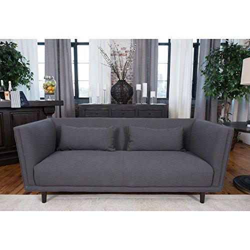 Manhattan Fabric Collection Sofa in