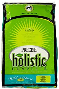 Precise 726363 Holistic Complete Salmon and Potato Food Bag for Pets, 15-Pound