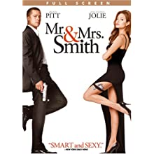Mr. & Mrs. Smith (Full Screen Edition) (2005)