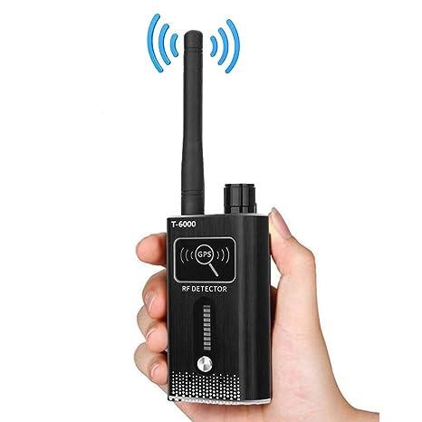 Anti EspíA Detector De RF Detector De Errores InaláMbrico Detector De GPS MagnéTico Fuerte Agujero De