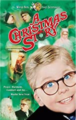 USED: Warner Bros.A Christmas Story Feature: Non-Animated VHS VideoTape* BRAND/SYSTEM = Warner Bros.* VIDEO TYPES = Feature: Non-Animated* CONDITION = Good Condition: USED* VIDEO LENGTH = 93 min* VIDEO RATING = PG* AVAILABILITY = In Stock* SH...