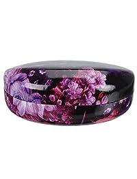 Molshine Hard Shell Sunglasses Case,Classic Extra Large Case for Oversized Sunglasses and Eyeglasses (purple)