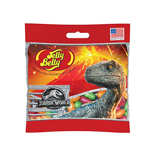 Jelly Belly Jurassic World Jelly Beans 2.8 oz Bag (1)]()