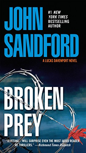Broken Prey Book 16 ebook