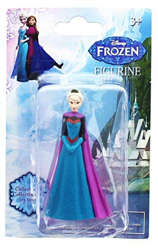 Rare Disney Frozen Elsa Figurine in Coronation Gown
