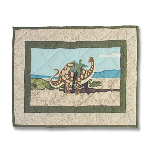 Patch Magic Dinosaur Place Mat, 19-Inch by 13-Inch