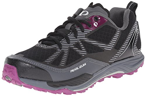 Pearl Izumi Women's W X-ALP Seek VII Cycling Shoe, Black/Belgian Block, 38 EU/6.8 B US