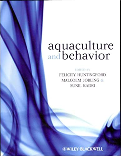 Book [(Aquaculture and Behavior)] [Author: Sunil Kadri] published on (February, 2012)