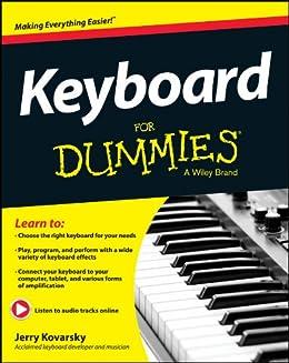 Keyboard For Dummies by [Kovarsky, Jerry]