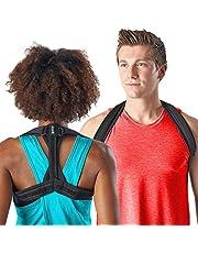 Modetro Sports Rechthouder voor houdingscorrectie, incl. e-book voor een gezonde houding, ideaal voor therapie voor houdingsgerelateerde nek, rug- en schouderpijn, dames en heren