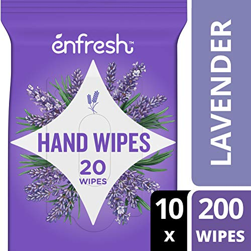 Enfresh Soothing Lavender Naturally Derived Hand ()