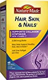 Best Nature Made Vitamins For Nails - Nature Made Hair, Skin, Nails, 60 Softgels Review