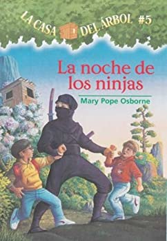 Night of the Ninjas 0679878939 Book Cover
