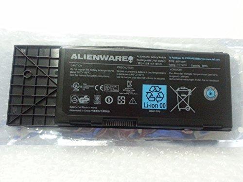 (AlienWare M17X R4 Laptop Battery BTY-V01)
