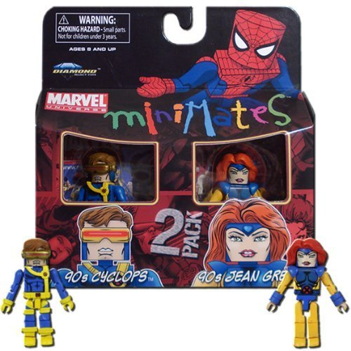 90s marvel figures - 2