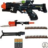 "ANJ Kids Toys - 22"" Pretend Play Toy Guns for"