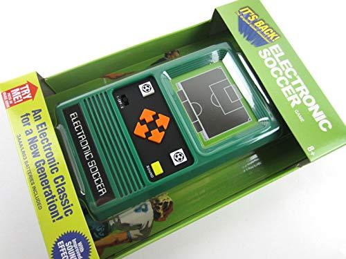 Big Game Toys~Electronic Football-Retro Classic 1970 Mattel Remake Handheld-Pocket Travel Video Game