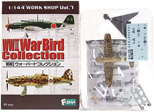【3A】 エフトイズ F-TOYS 1/144 WWII ウォーバードコレクション マッキC.202 フォルゴーレ 独立第150