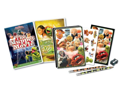 Muppet Tin Two Pack: Muppets Wizard of Oz/ Muppet Movie