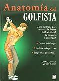 Anatomia del golfista / Golf Anatomy (Spanish Edition)