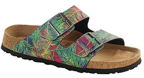 Papillio Leaf Tropical Donna Zoccoli Multicolor Multicolore TqHTfw1